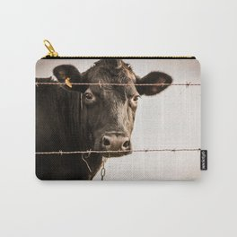 How Now, Brown Cow? Carry-All Pouch