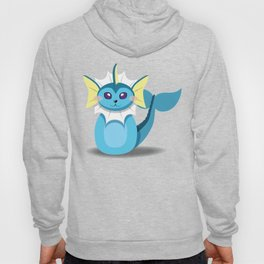 Evolution Bobbles - Vaporeon Hoody