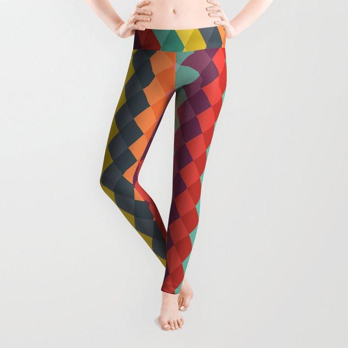 Old hippy Leggings