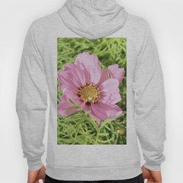 Hidden Pink Flower Vintage Hoody