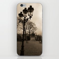 One Day in Winter iPhone Skin