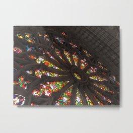 La Basílica del Sagrado Voto Nacional, Diez Metal Print