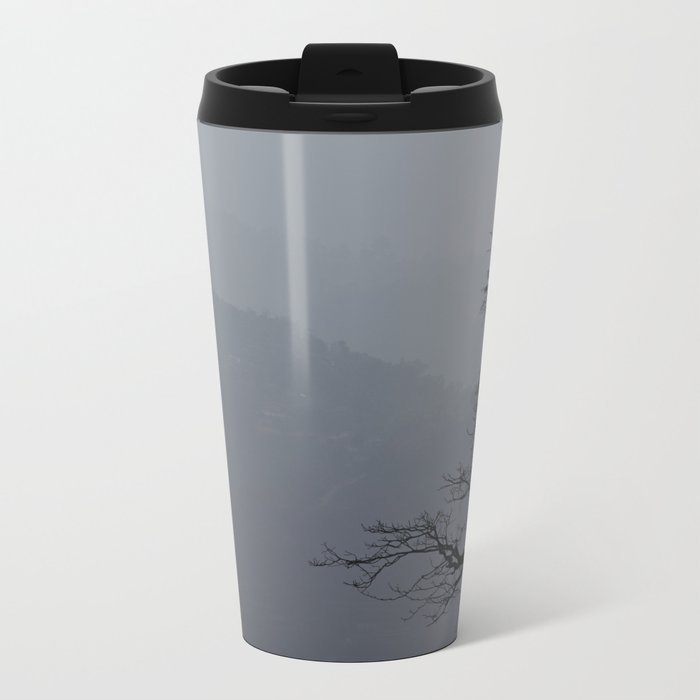 roots Metal Travel Mug