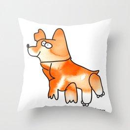 #1animalwesee Throw Pillow