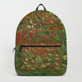 Field with Poppies Backpack