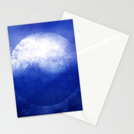 Circle Composition V Stationery Cards