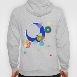 Kandinsky Several Circles, 1926 Artwork Reproduction, Design for Posters, Prints, Tshirts, Men, Women, Kids, Youth Hoody
