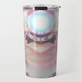 Earth, Air, Fire, Water Travel Mug