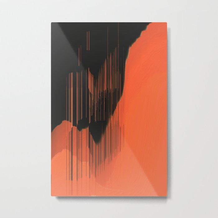 Stalactites Metal Print