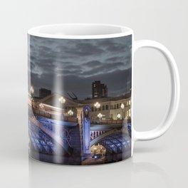 St Paul's Cathedral & Southwark Bridge At Night Coffee Mug