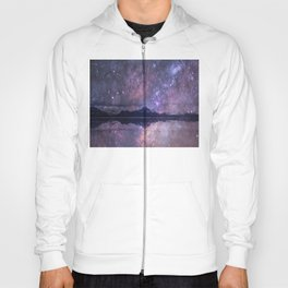 Space and time Hoody