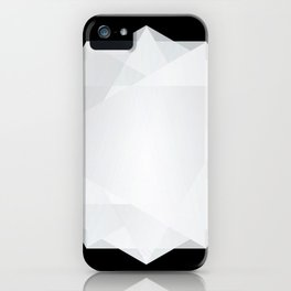 Poly Constellation iPhone Case