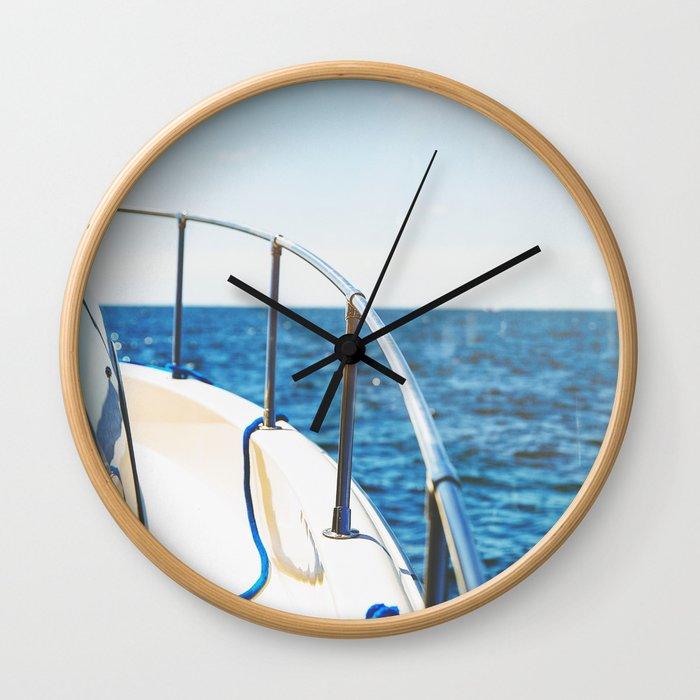 Mid Summer Dream Wall Clock