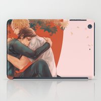 yaoi iPad Cases featuring Raira Days by washuuchan