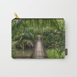 Bridge to Paradise - Costa Rica Carry-All Pouch