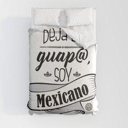 Deja lo Guap@ Comforters