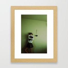 LH Framed Art Print