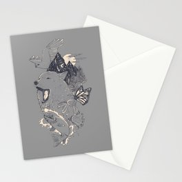Northern Americana  Stationery Cards