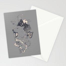 Northern Americana  Stationery Cards
