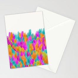 Lula Festive Abstract Brushstrokes Stationery Cards