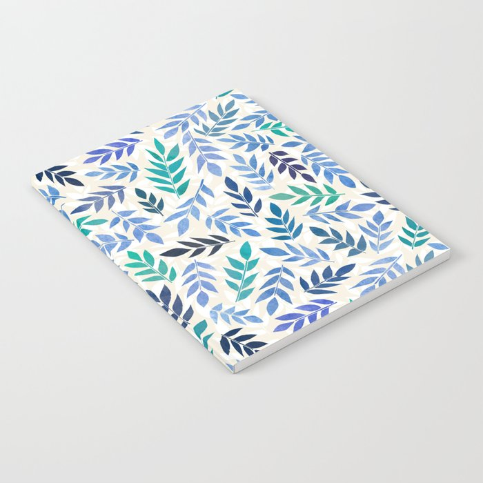 Blue Forest Notebook