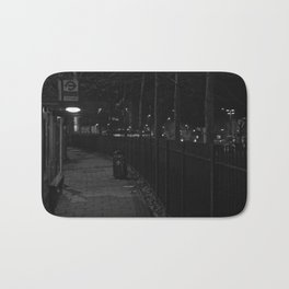 Bus Stop Bath Mat