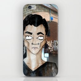 Fred iPhone Skin