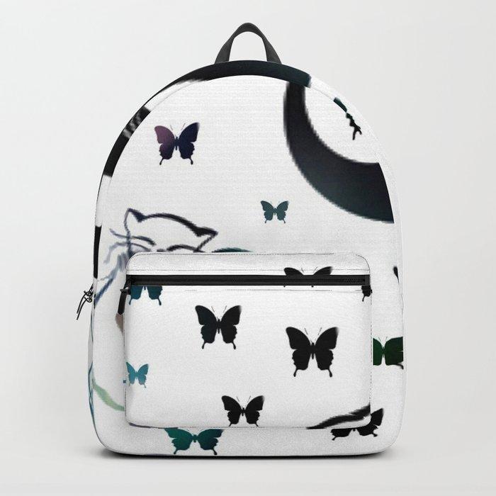 Fluttter Meow Backpack