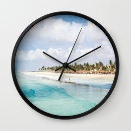 Salalah Oman 11 Wall Clock