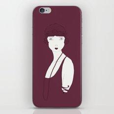 Keep Young And Beautiful iPhone & iPod Skin