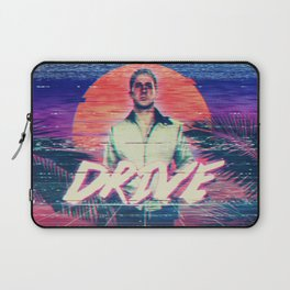 Drive 80s VHS poster Laptop Sleeve