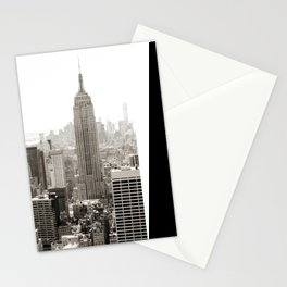 Static Empire Stationery Cards