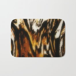 Tiger In Your Tank Or On Your New Iphone Case Or New Bag-lol Bath Mat