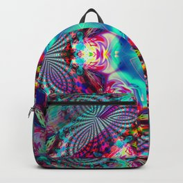 modern mandala pst Backpack