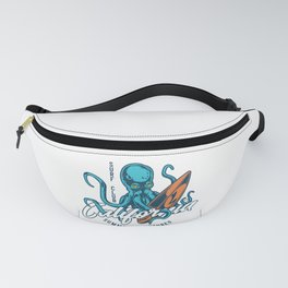California Surf Club Fanny Pack