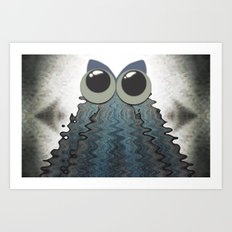 All I see is U Art Print