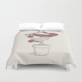 Handplant Duvet Cover