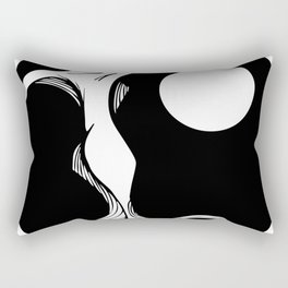 Curvy vs. Round Rectangular Pillow