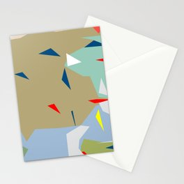 Little Pieces Stationery Cards