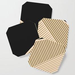Geometric in line Coaster