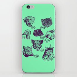 Pet Sounds iPhone Skin