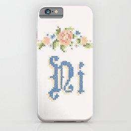 Ni iPhone Case