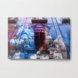 City of Angels - Palermo - Sicily Metal Print