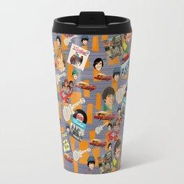 Monkeemania! Travel Mug