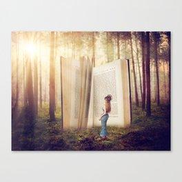 The Presence of Wonder Canvas Print