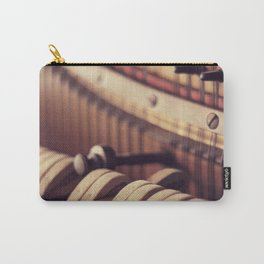 Le Vieux Piano Carry-All Pouch