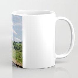 Approaching Cheddleton Coffee Mug