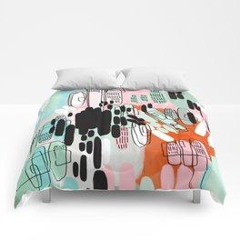Collisions Comforters
