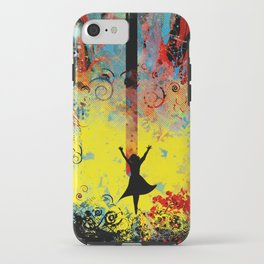 midnight symphony iPhone Case