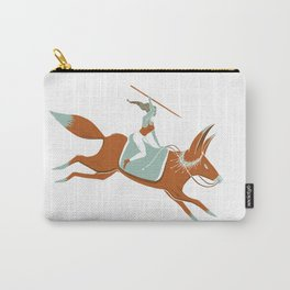 Fox Rider Carry-All Pouch